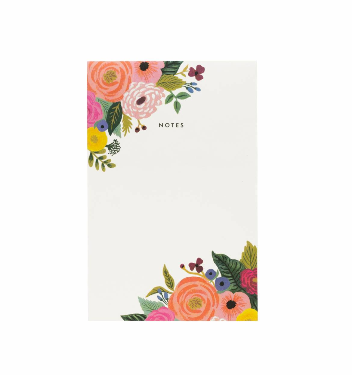 RIFLE - Note pad, Juliet Rose