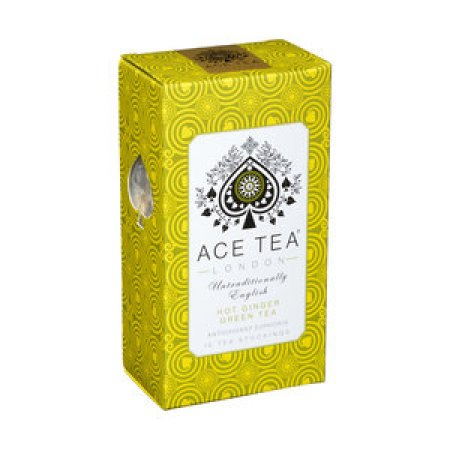 INOPA - Ace Tea Hot Ginger Green Tea