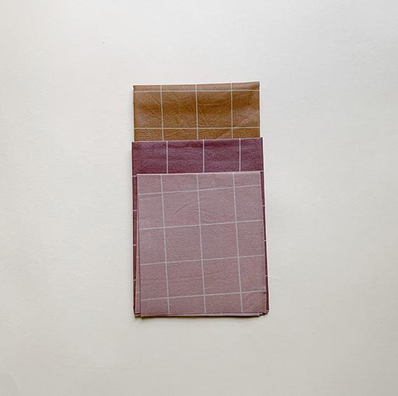 HAPS - Bomullswrap 3pk, Varm