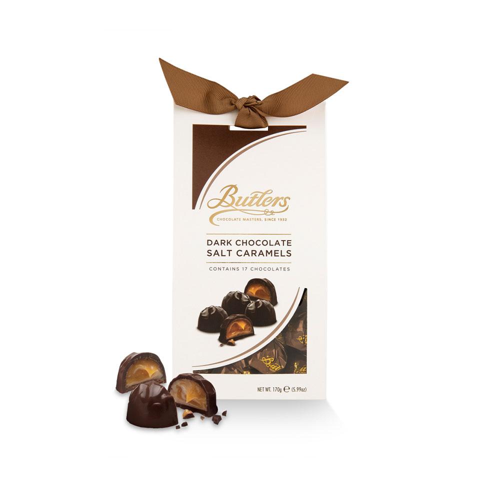 Butlers - Dark chocolate salty caramel