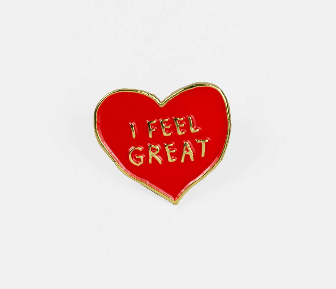 Adam J. Kurtz - Pin, I feel Great