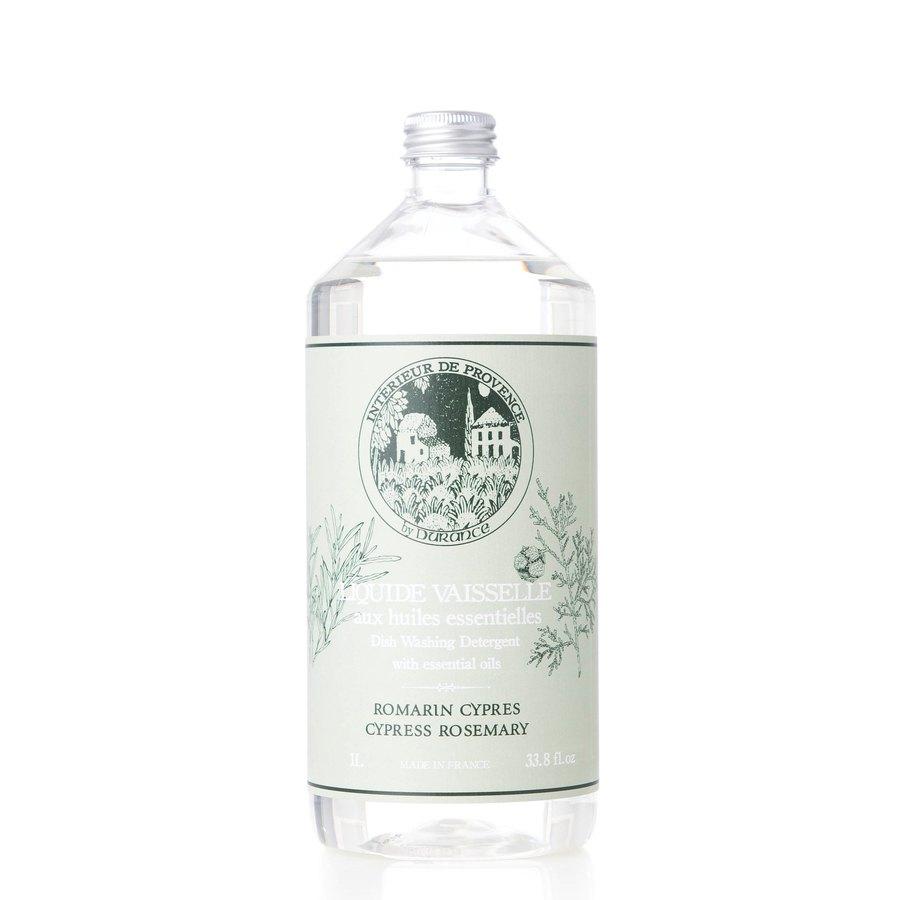 DURANCE - Oppvasksåpe Cypress Rosemary
