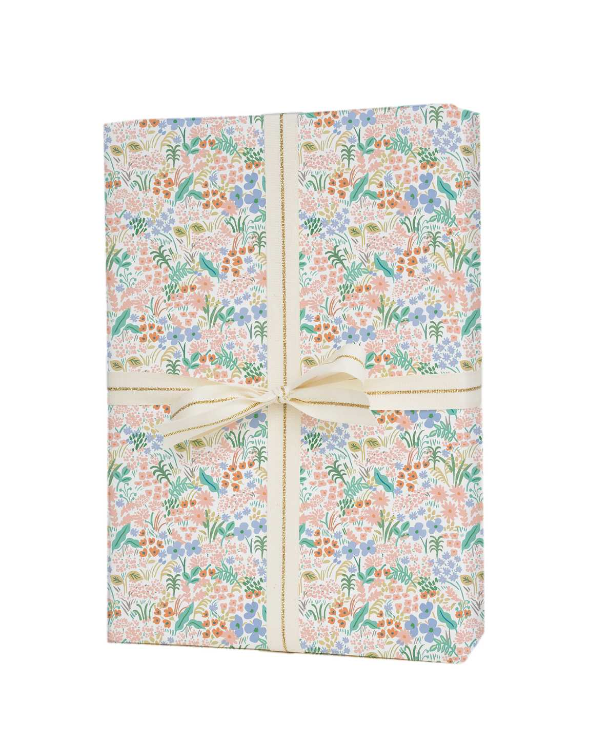 RIFLE - Meadow pastel wrapping paper