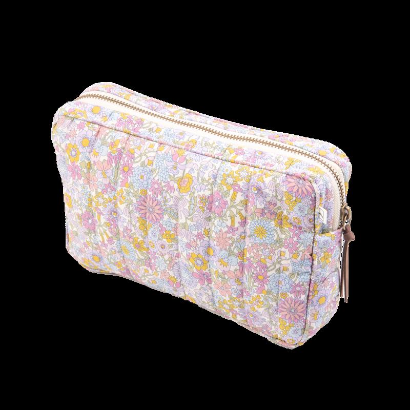 BON DEP - Liberty pouch SMALL June Blossom