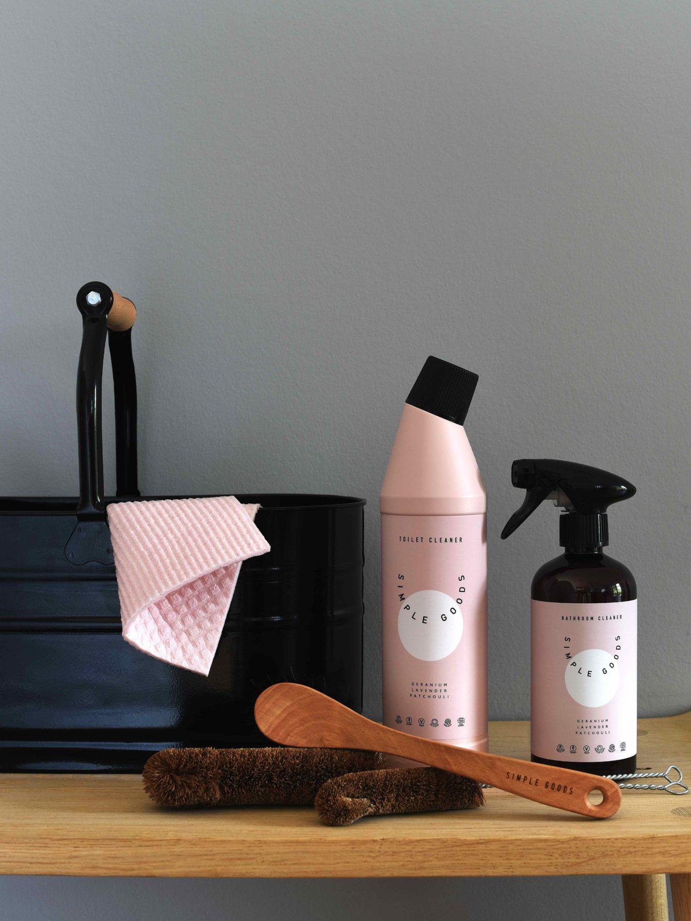 Simple Goods - Sponge Cloth, Grey