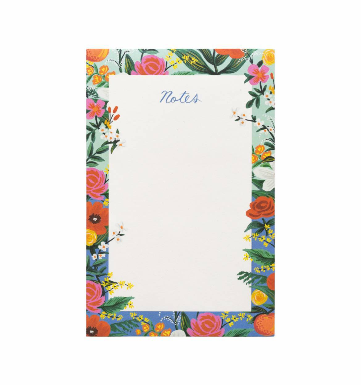RIFLE - Note pad, Orangerie