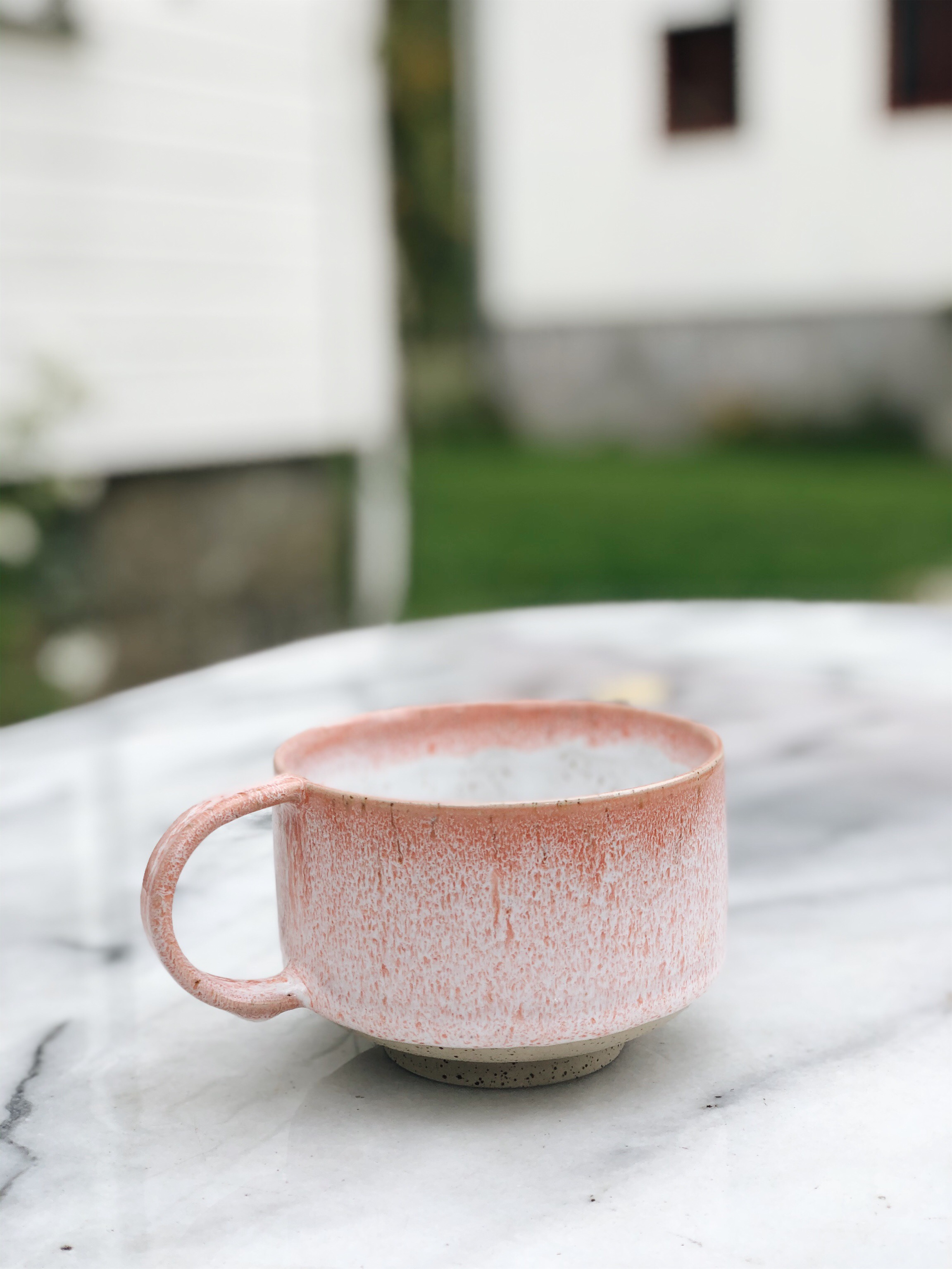 STUDIO ARHØJ - Mion Mug, Buttermilk pink
