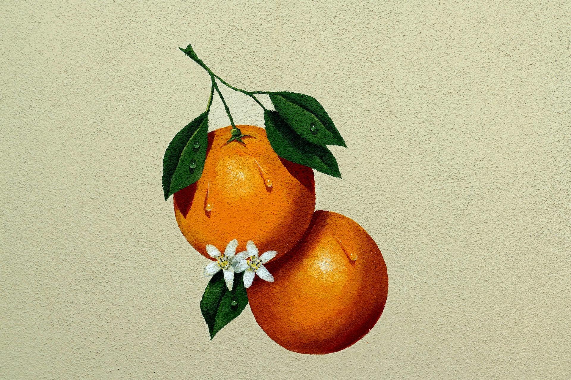 Tuvas organisk såpe Appelsin
