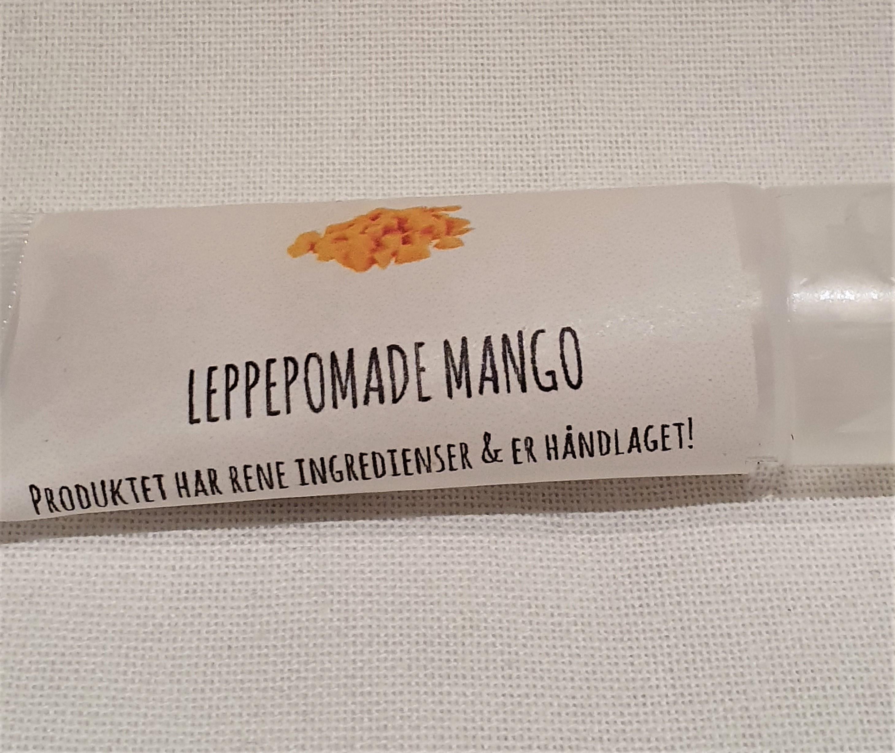 Leppepomade MANGO