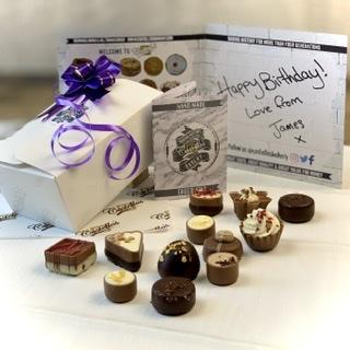 Hand Made Chocolates - Non Gluten