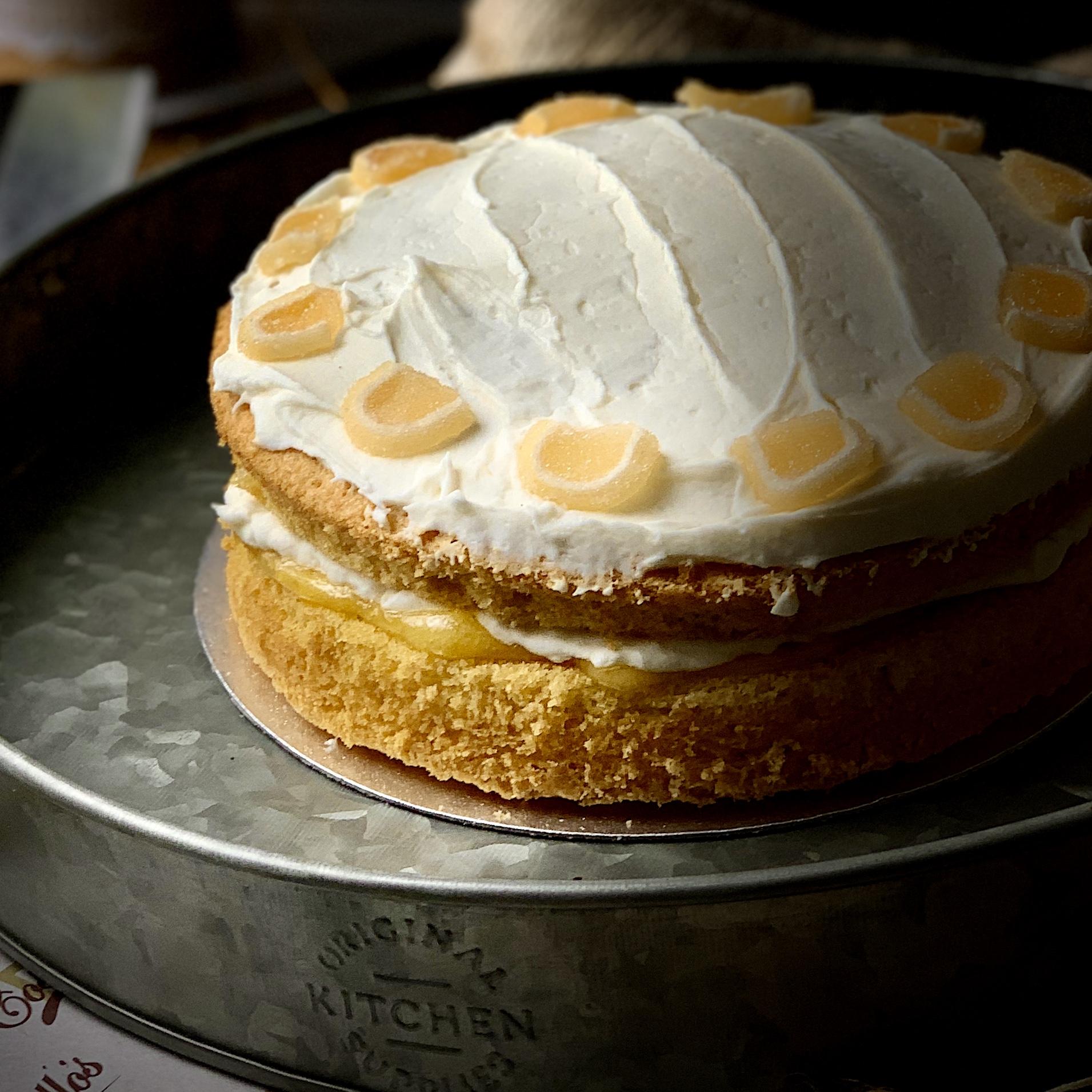 Cakes - Lemon