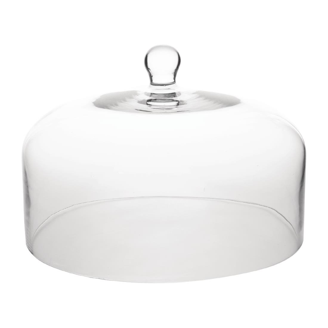Glass Cake Stand Dome