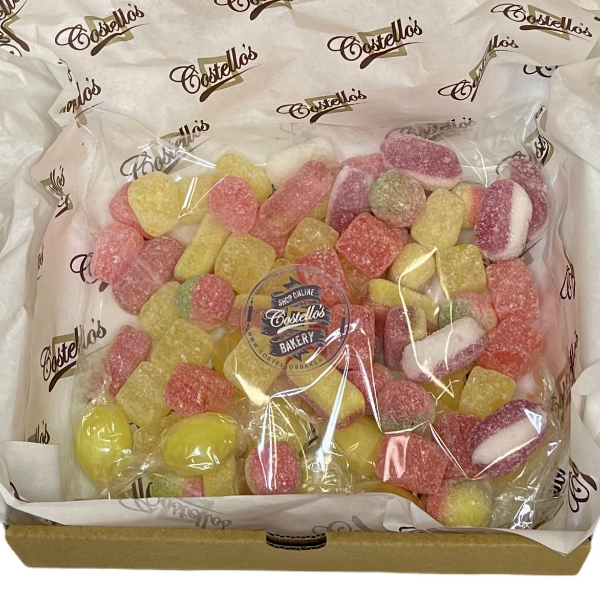 Sweets Treat Box - Hard boiled