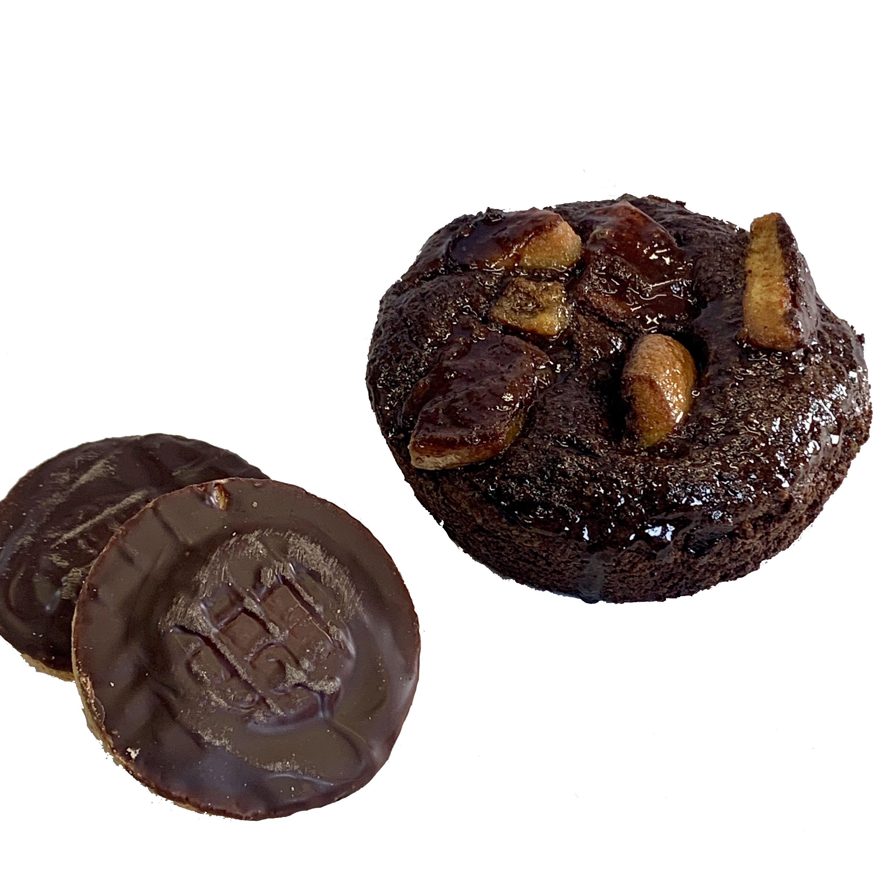 Brownies - Jaffa cake
