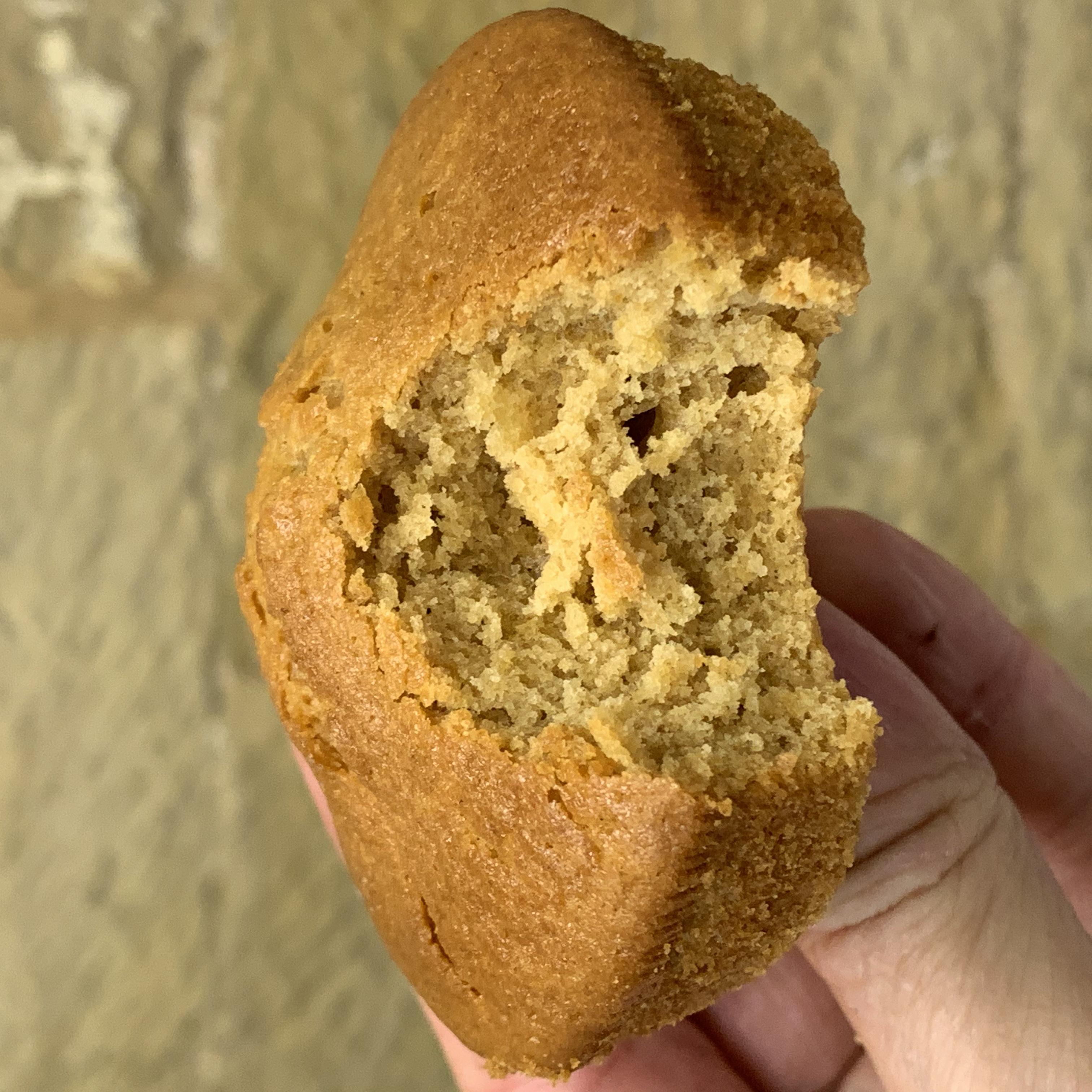 Mini Sticky Ginger Cake