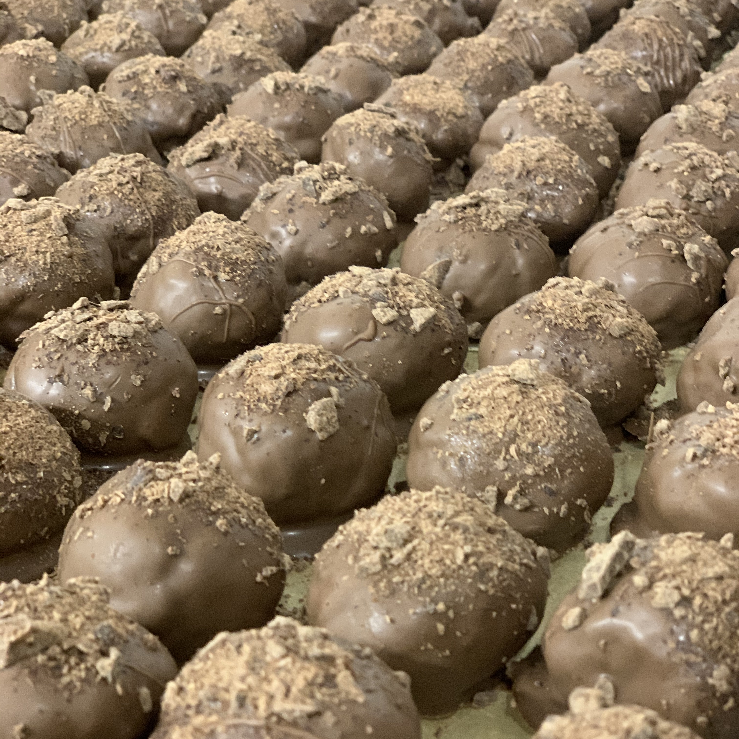 Truffle Cake bombs