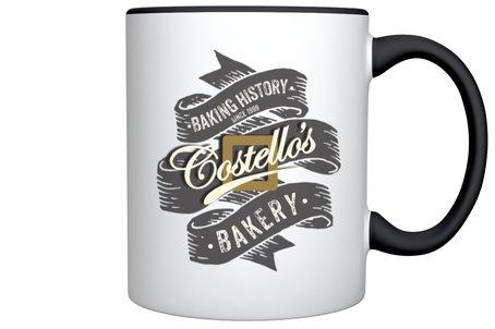 Costello's Mug & Stirrers set