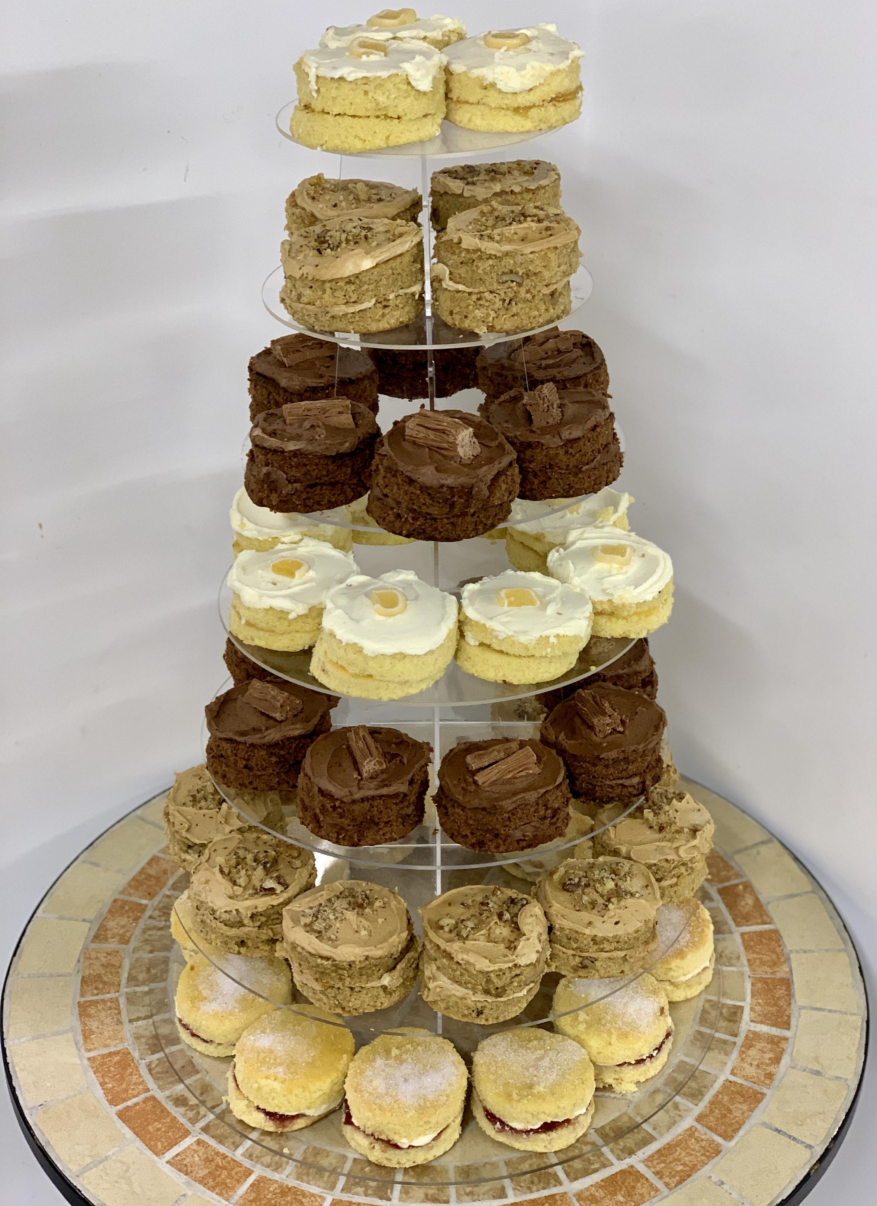 Celebration Cake Stack