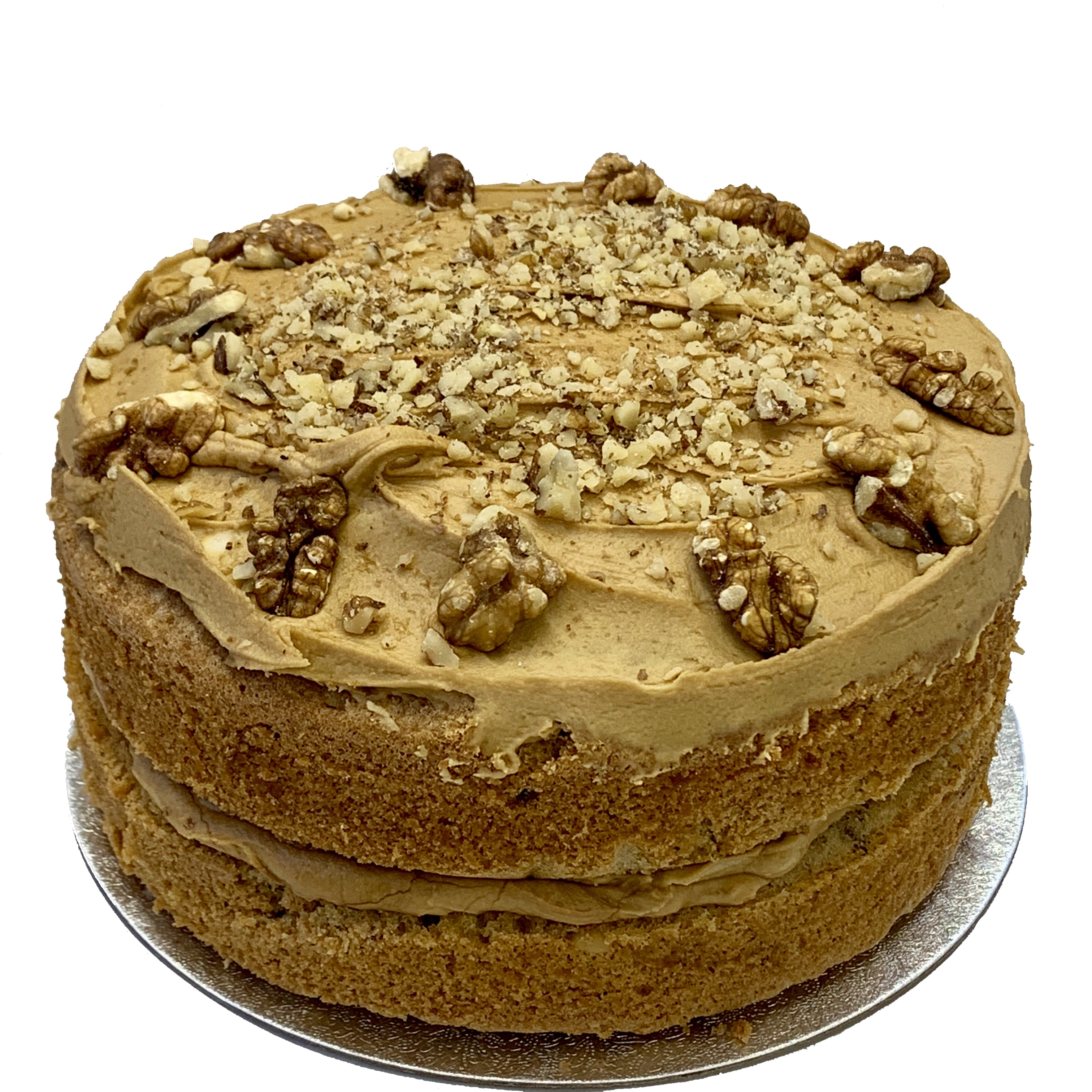 Cakes - Coffee & Walnut