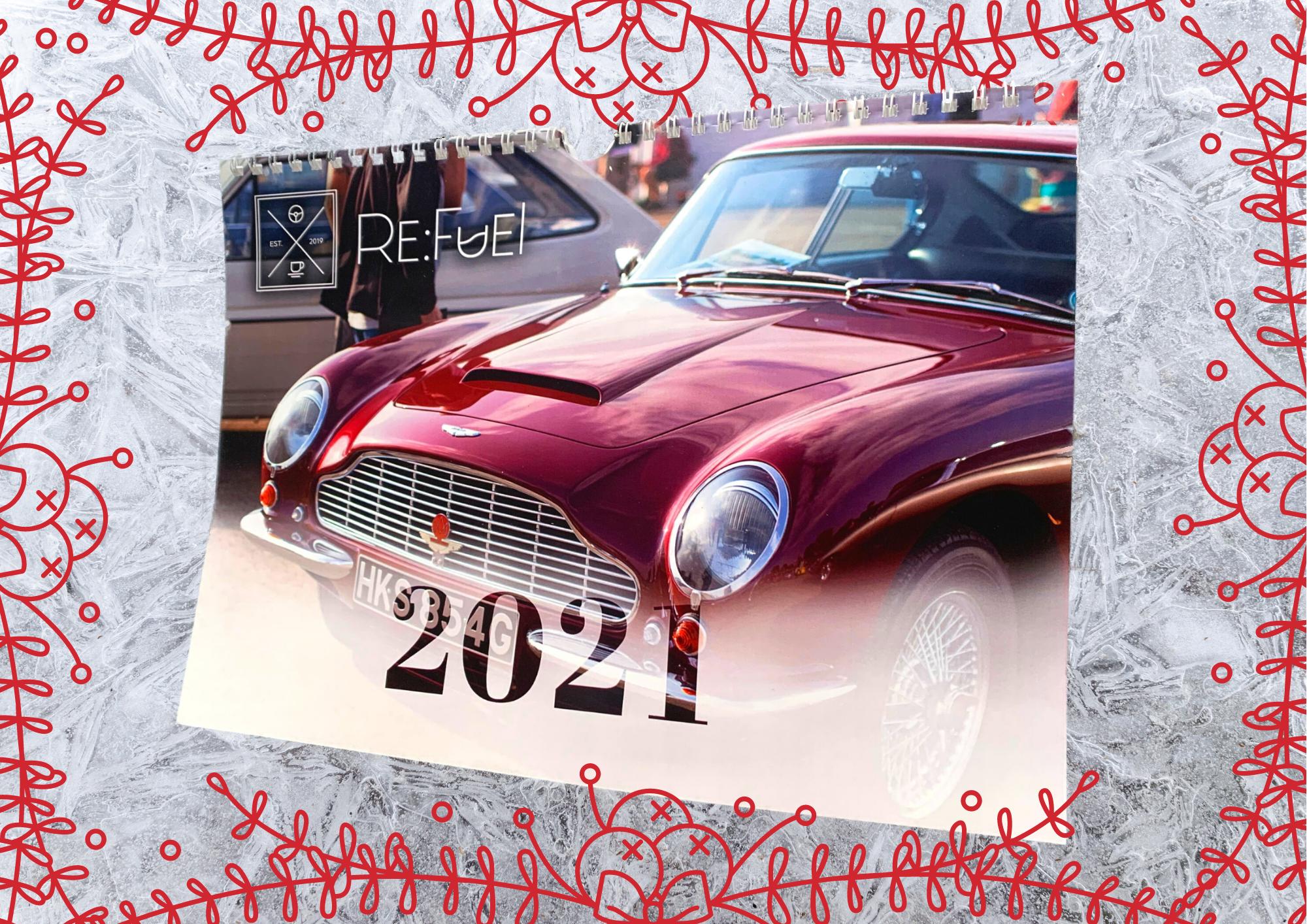Re:Fuel 2021 Calendar