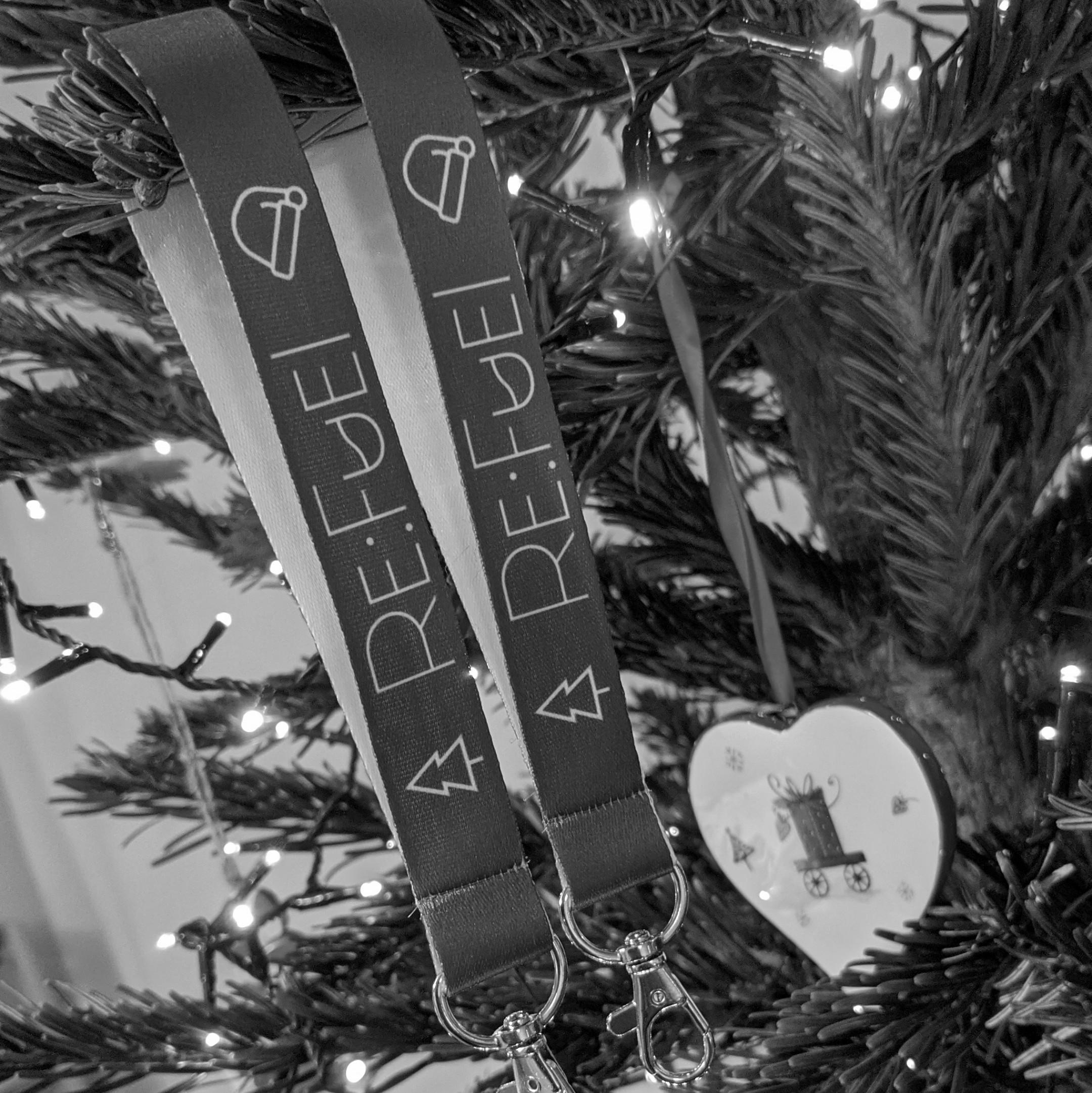 Christmas Keyring