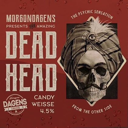 Morgondagens - Dead Head Fruited Berliner Weisse 4.5% 330 can