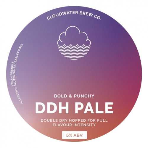 Cloudwater - DDH Pale 5% 440 can