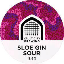Vault City Sloe Gin Sour