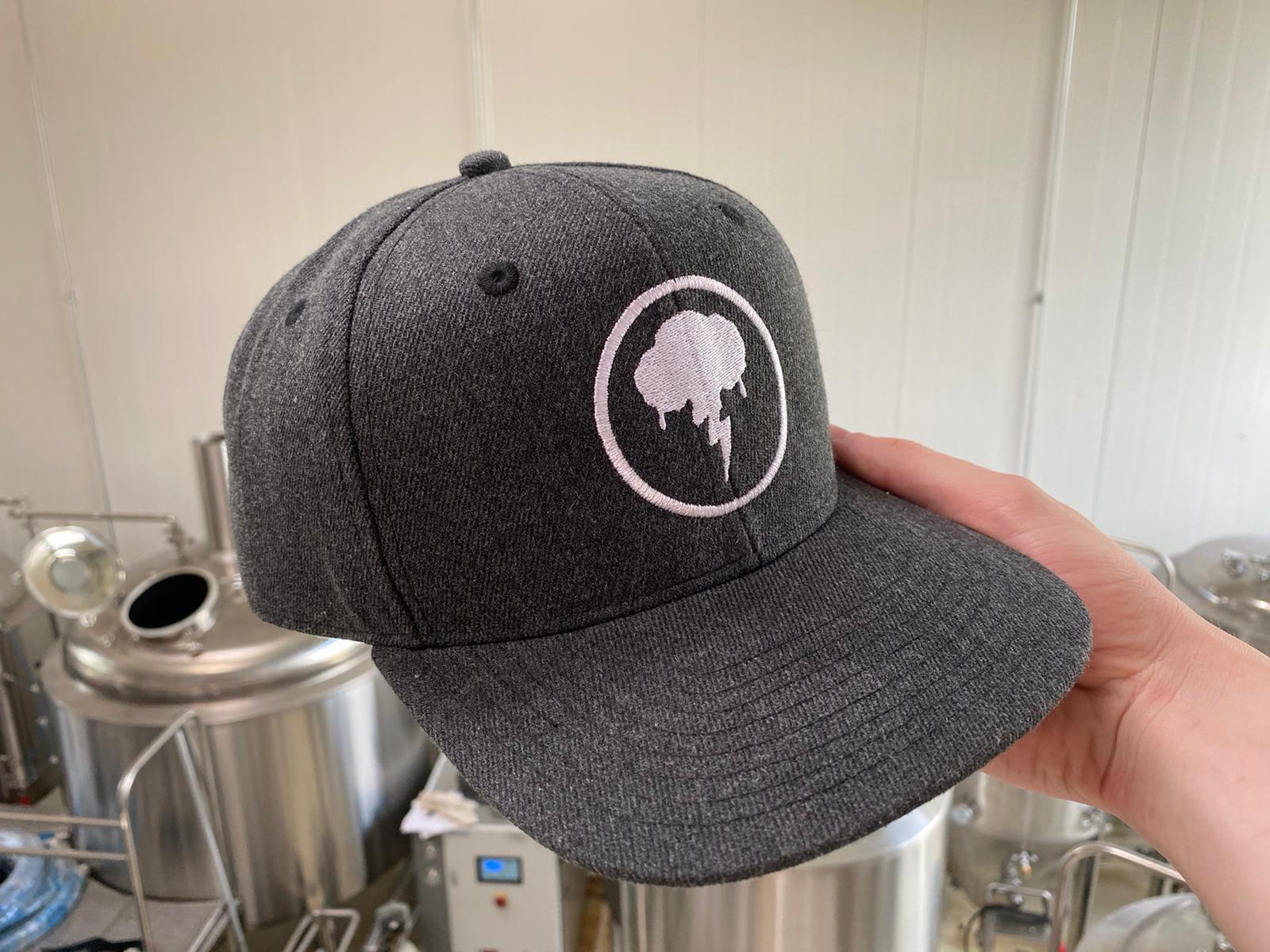 SBC Cap grey/black