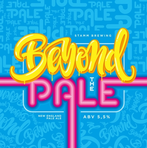 Stamm - Beyond The Pale Pale Ale 5.5% 500 can