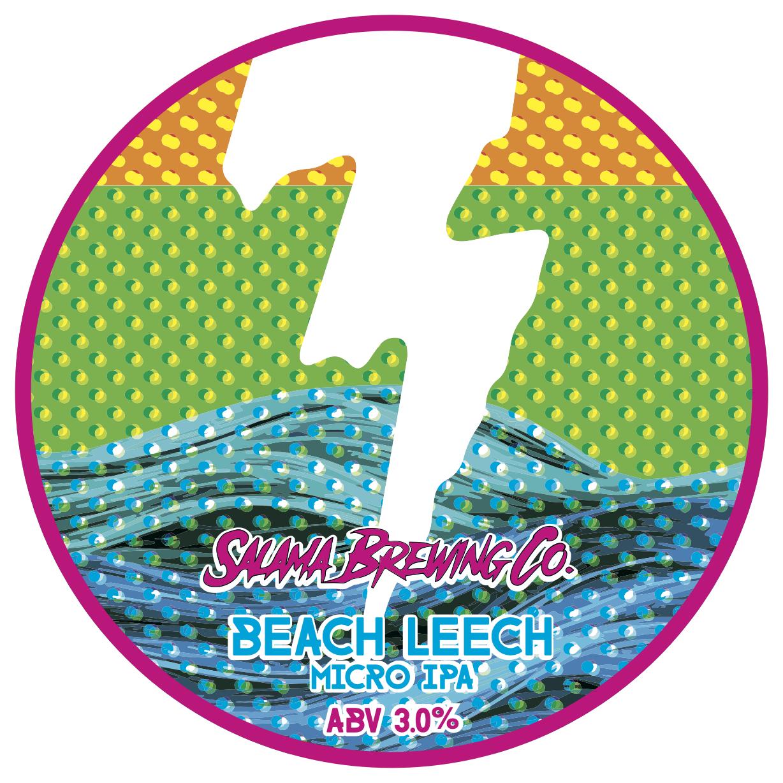 Beach Leach Micro IPA 2,8% 440 can
