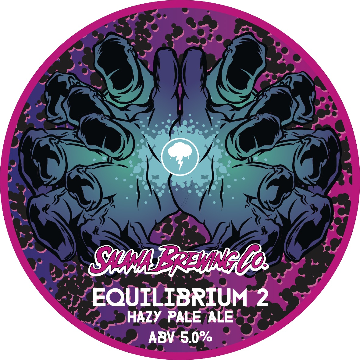 Equilibrium 002 Hazy Pale Ale 5.0% 440 can