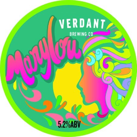 Verdant - Mary Lou Pale Ale 5.2% 440 can