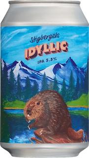 Stigbergets - Idyllic IPA 5.5% 330 can