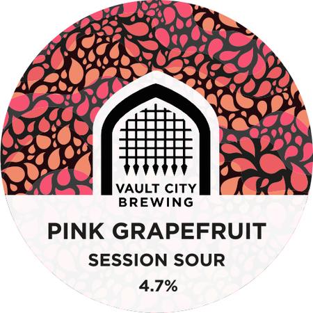 Vault City Pink Grapefruit