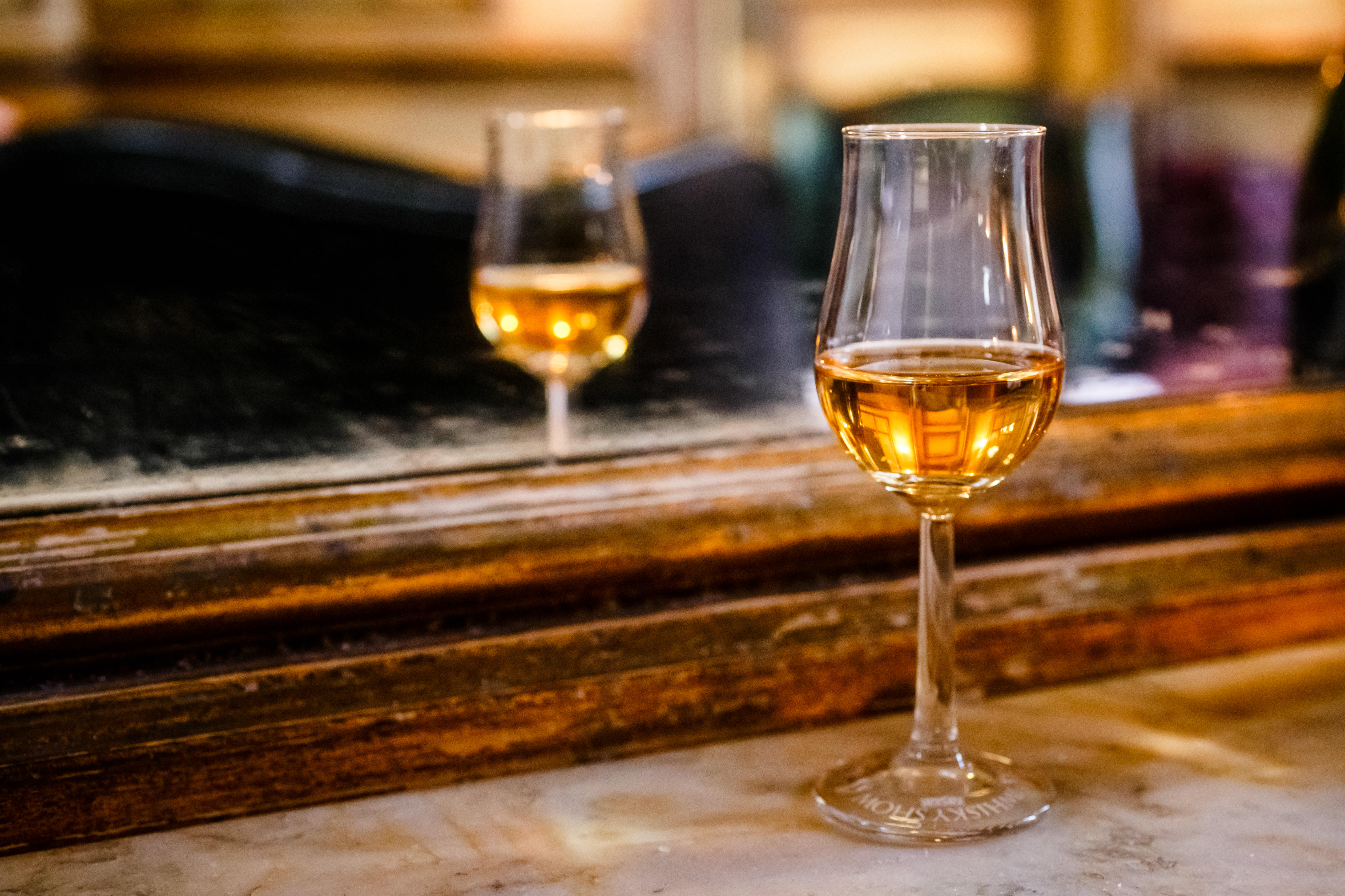 A World of Whisky Beginners Tasting