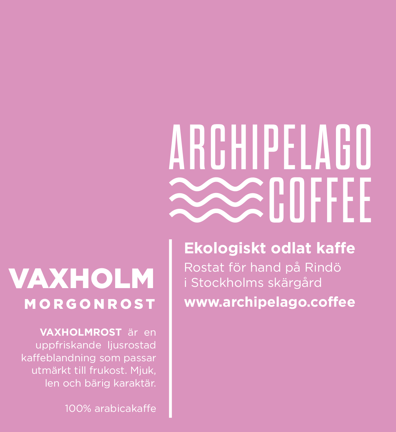 Vaxholm kaffe