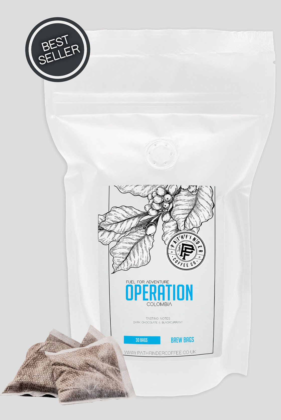 Operation (Coffee Brew Bags)