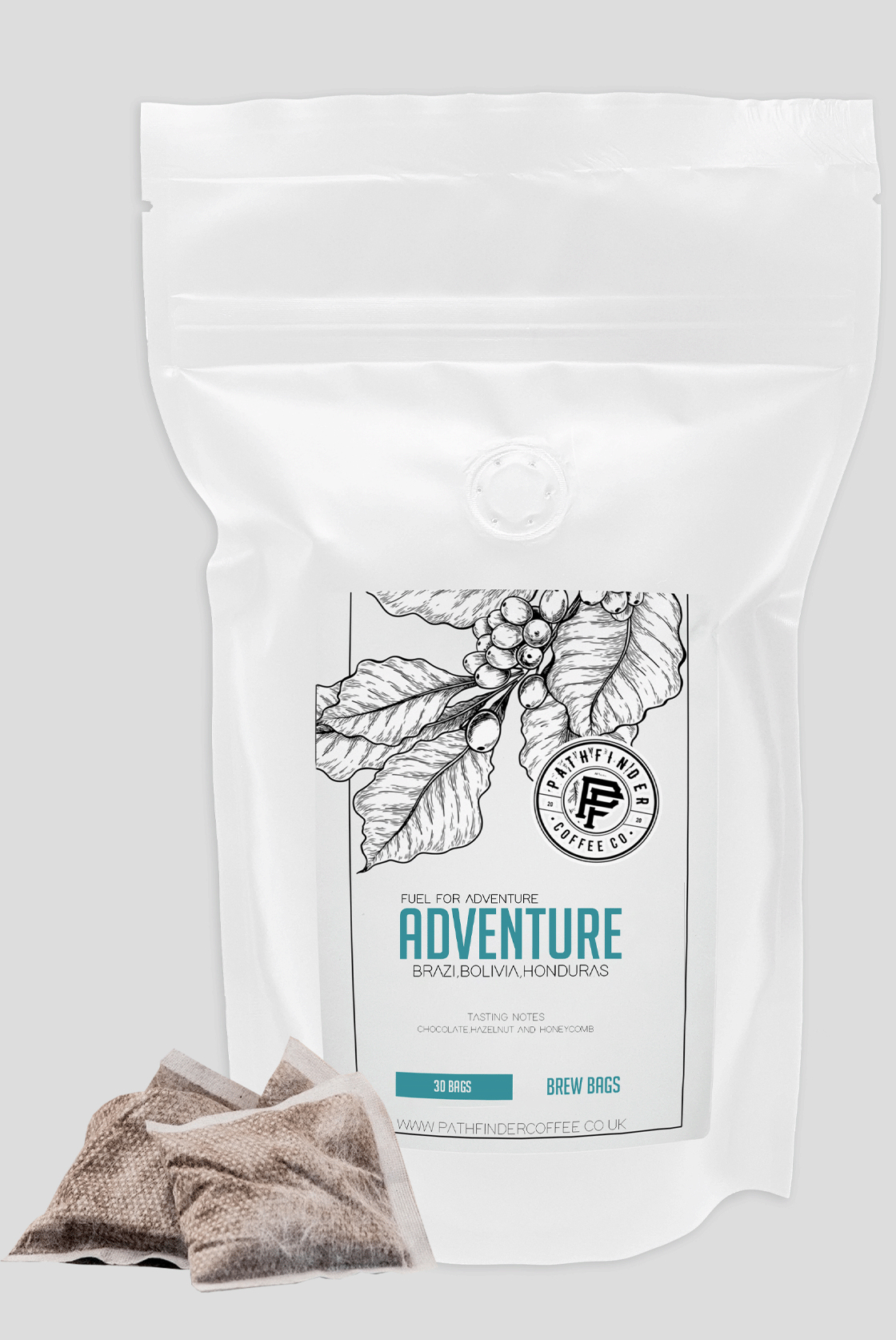 Adventure (Coffee Brew Bags)