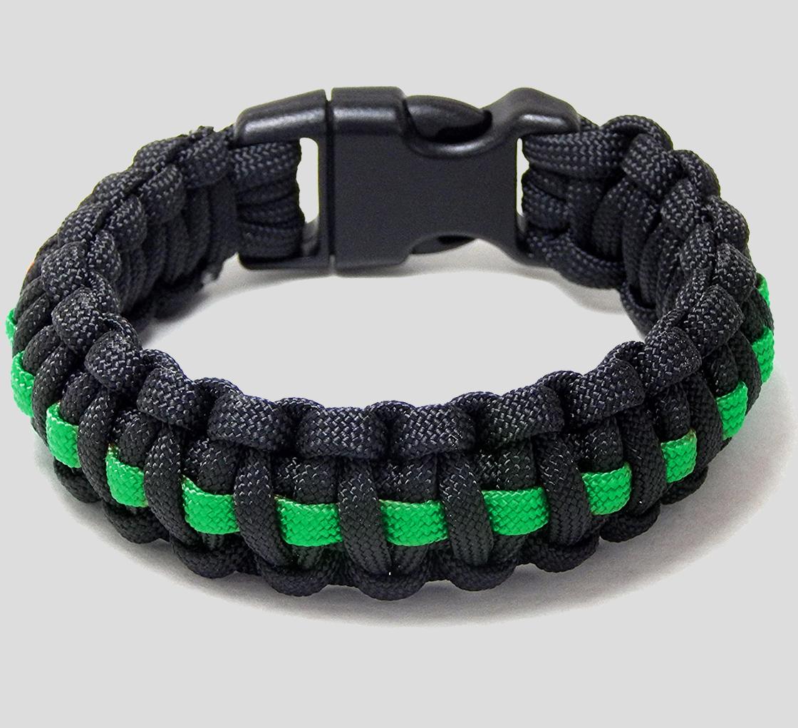 Thin Line Paracord Bracelets