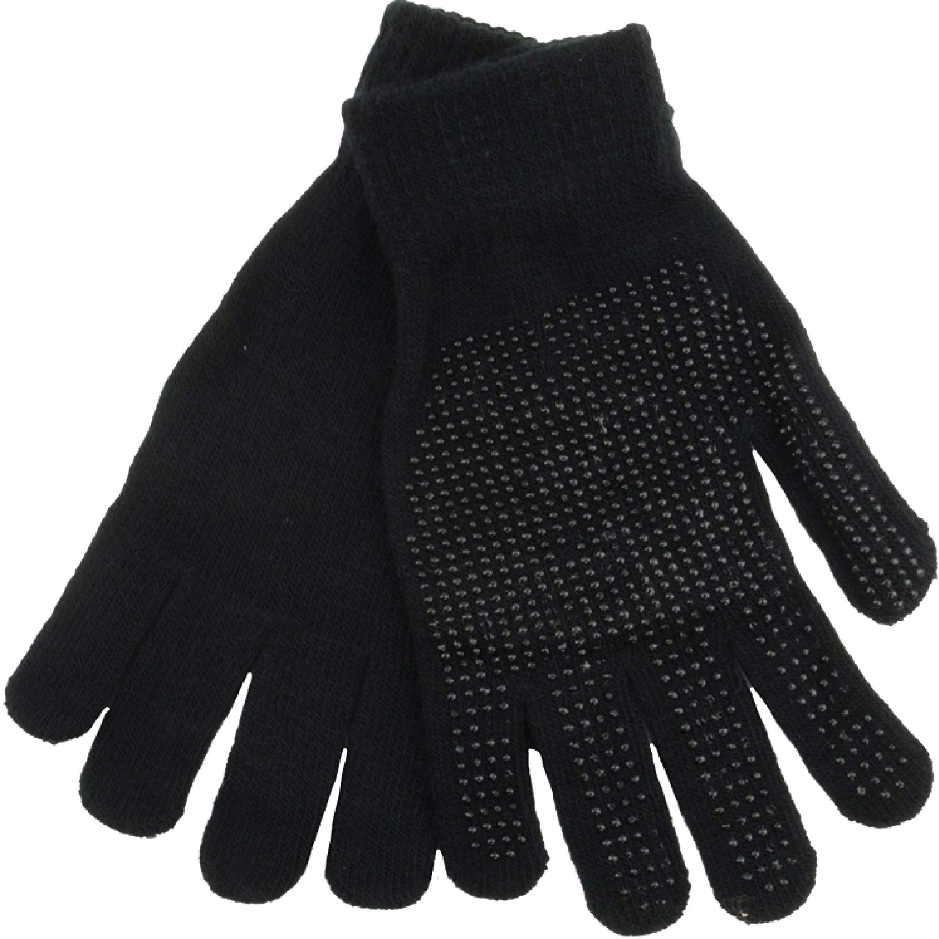 Wool Bobble Gloves