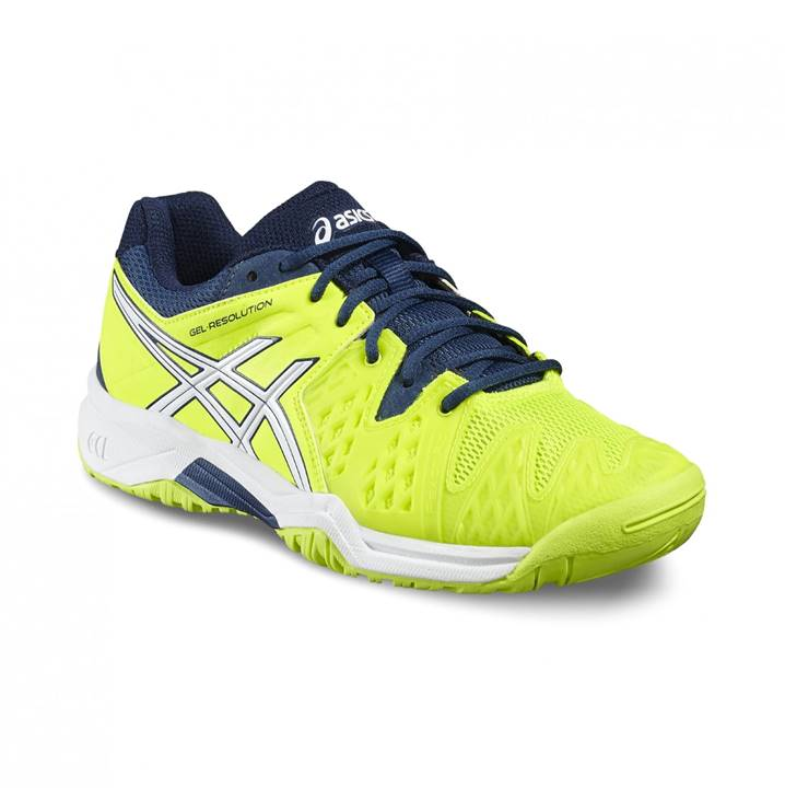 Asics Gel-Resolution 6 Safety Yellow