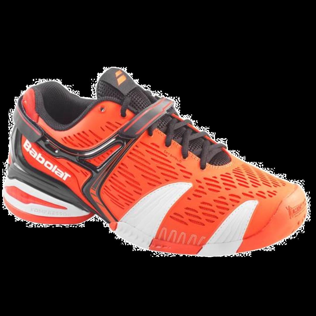 Babolat Propulse 4 All Court M Orange (Strl. 40.5) [Tennis/Allcourt]
