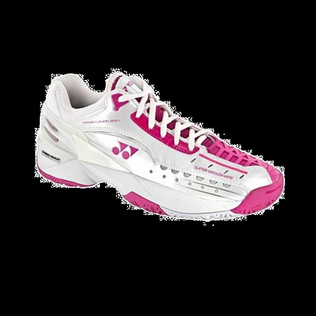 Yonex SHT-308LX White/Pink (Strl. 39) [Tennis/Allcourt]