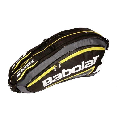 Babolat RH X 6TEAM Black Yellow