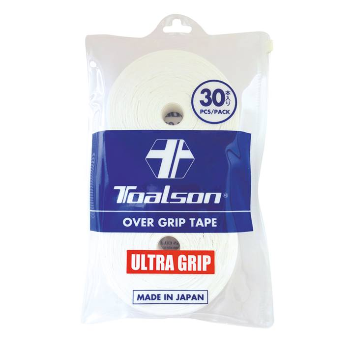 Toalson Ultra Overgrip 30-pack