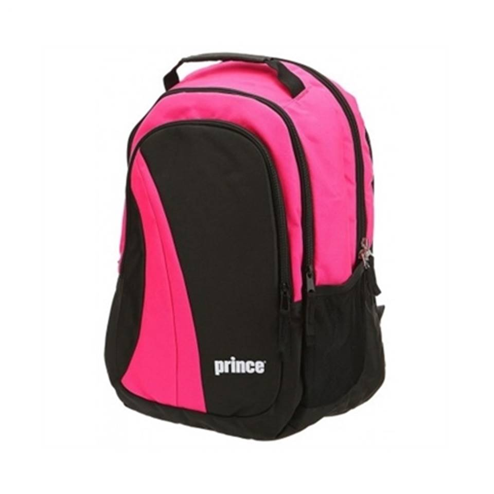 Prince Club Backpack Black/Pink