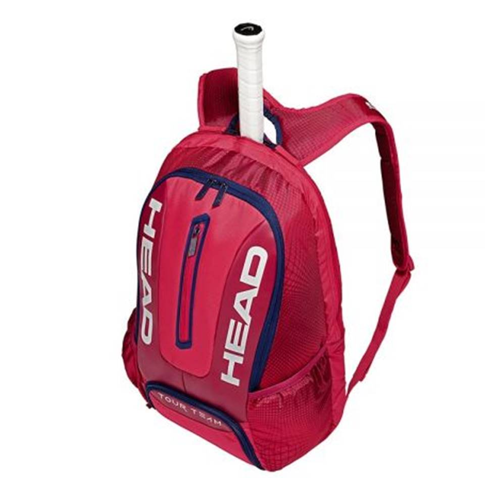 Head Tour Team Backpack Red