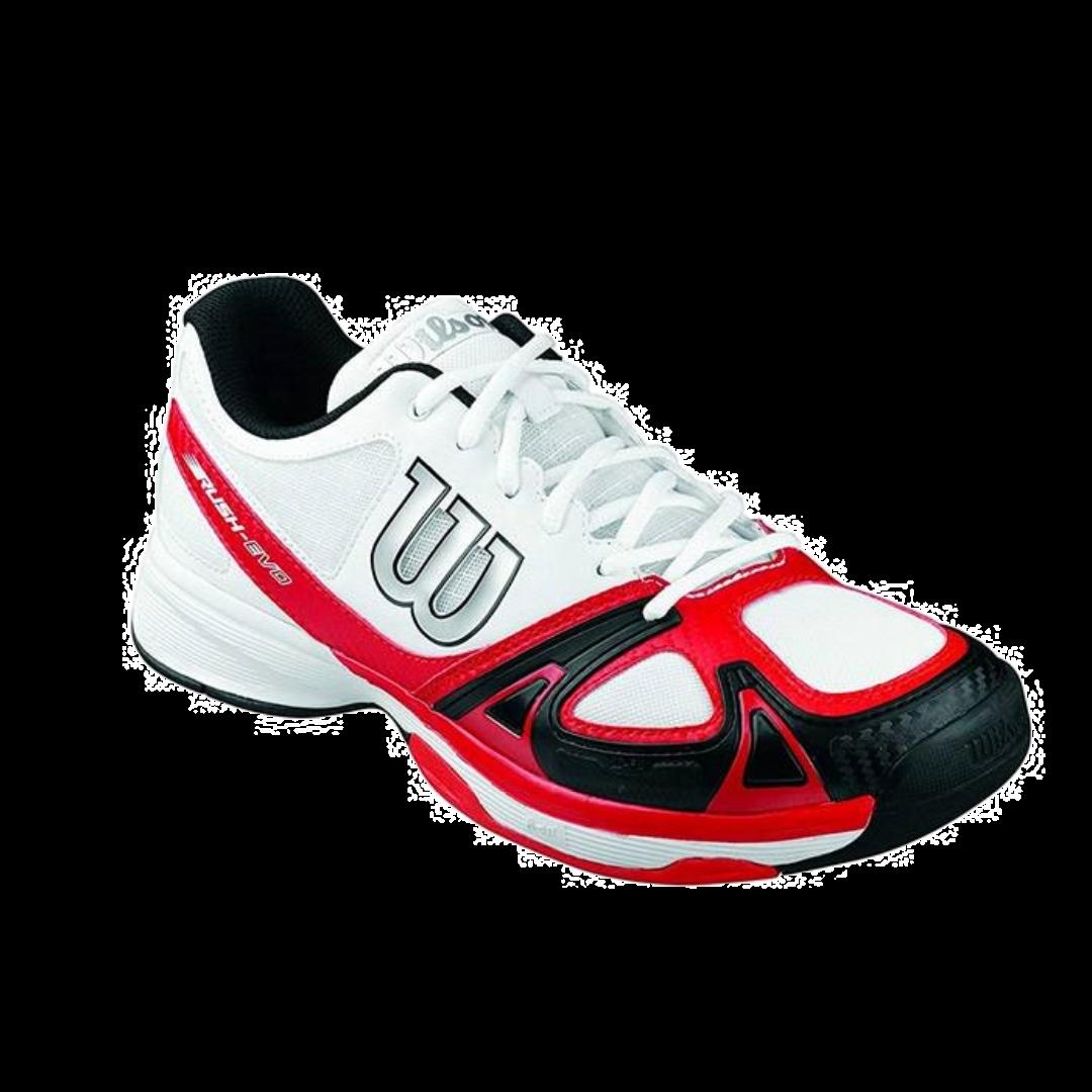Wilson Rush Evo White/Red/Black [Tennis/Allcourt]