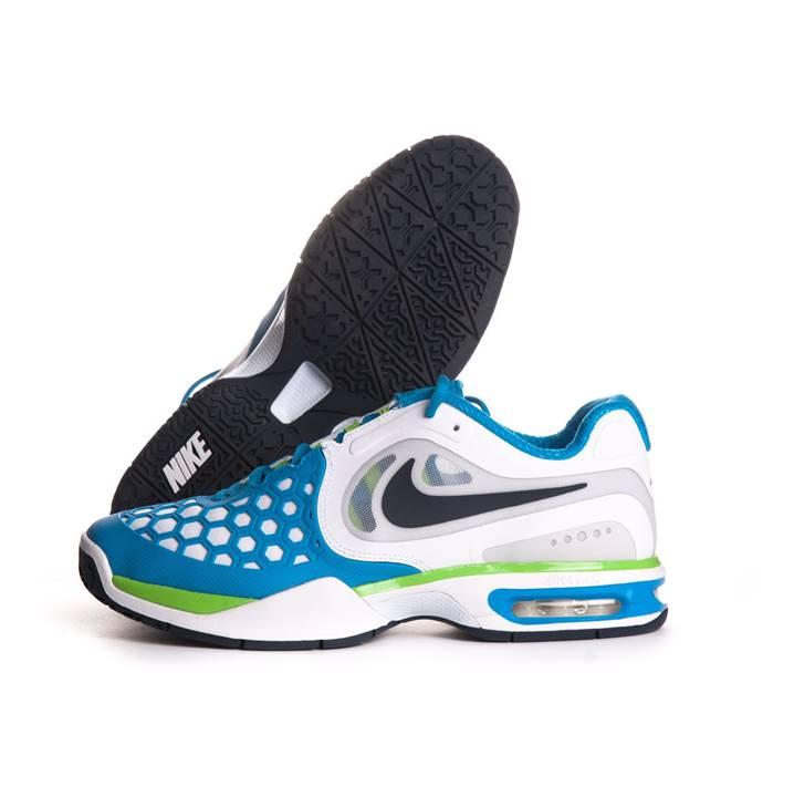 Nike Air Max Courtballistec 4.3 (Strl. 45) [Tennis/Allcourt]